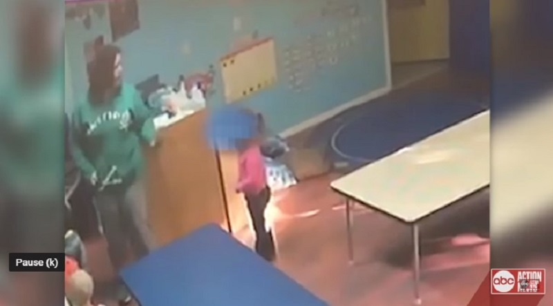 We Have To Be Able To Prevent Such Horror: Daycare Worker Arrested For Assaulting Little Children