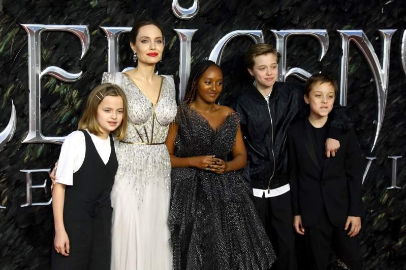 """Orgullosa y enamorada, Angelina Jolie elogió a su maravilloso hijo mayor, Maddox: """"es un hombre tan bueno"""""""