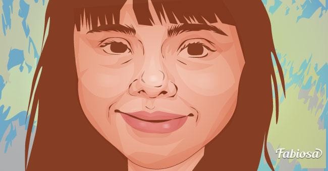 Eltern bemerkten, dass das Lächeln ihrer 7-jährigen Tochter ein bisschen seltsam war und es stellte sich heraus, dass es ein Zeichen für einen seltenen und tödlichen Gehirntumor war