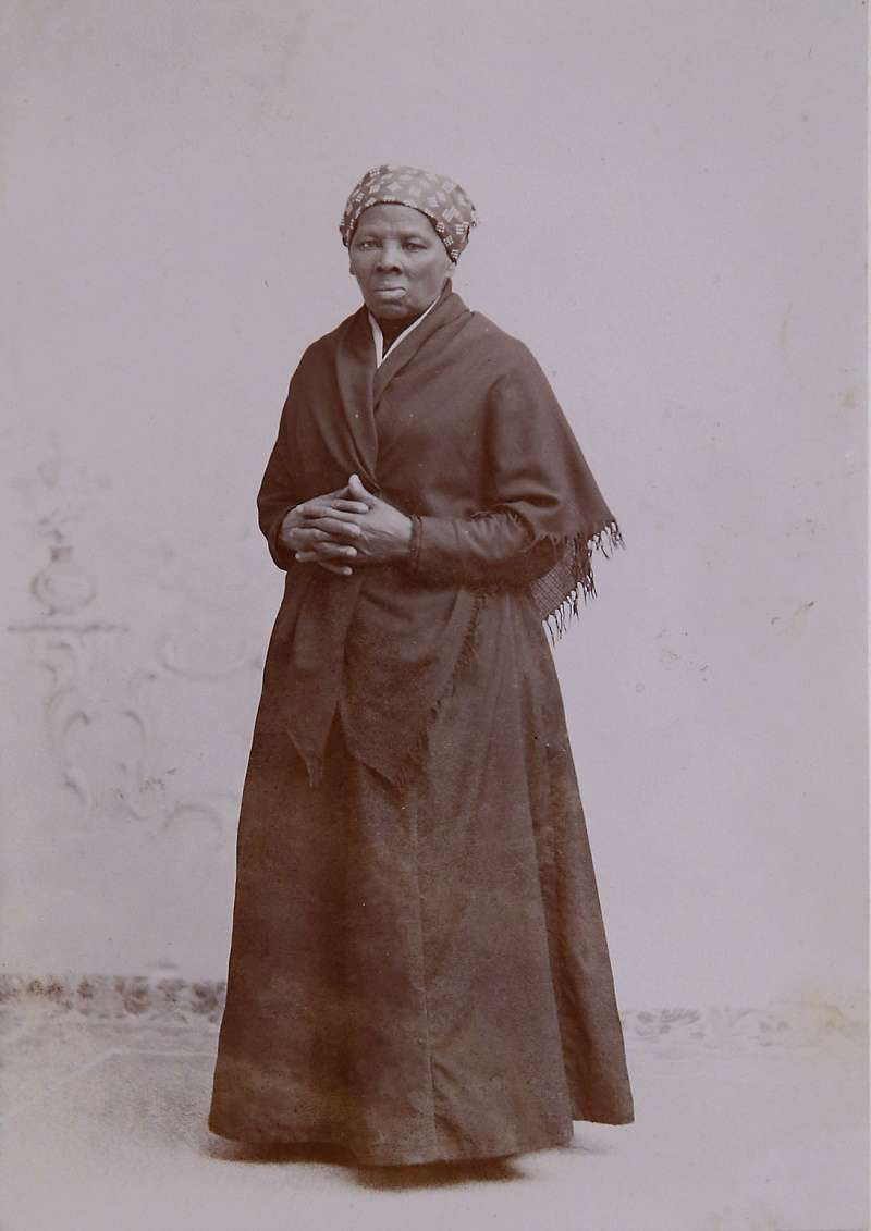 """harriet tubman """"while harriet tubman is a household name, most people don't know the breadth of her story – not only was she a conductor on the underground railroad, but she was a spy for the union army."""