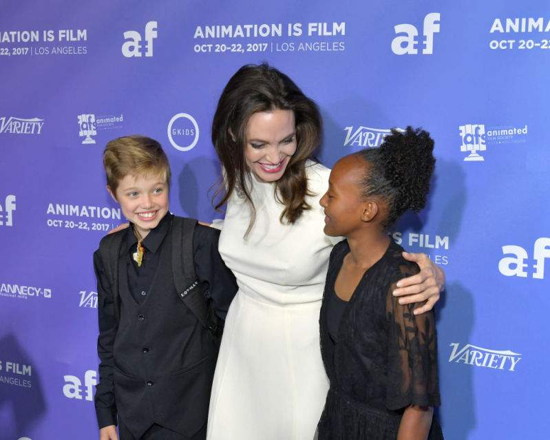 """We All Know Boldness When We See It"": Angelina Jolie Gets Candid On Why She Permitted Shiloh And Her Other 5 Kids To Be Free Expressing Their 'Individual Styles'""We All Know Boldness When We See It"": Angelina Jolie Gets Candid On Why She Permitted Shiloh And Her Other 5 Kids To Be Free Expressing Their 'Individual Styles'""We All Know Boldness When We See It"": Angelina Jolie Gets Candid On Why She Permitted Shiloh And Her Other 5 Kids To Be Free Expressing Their 'Individual Styles'"