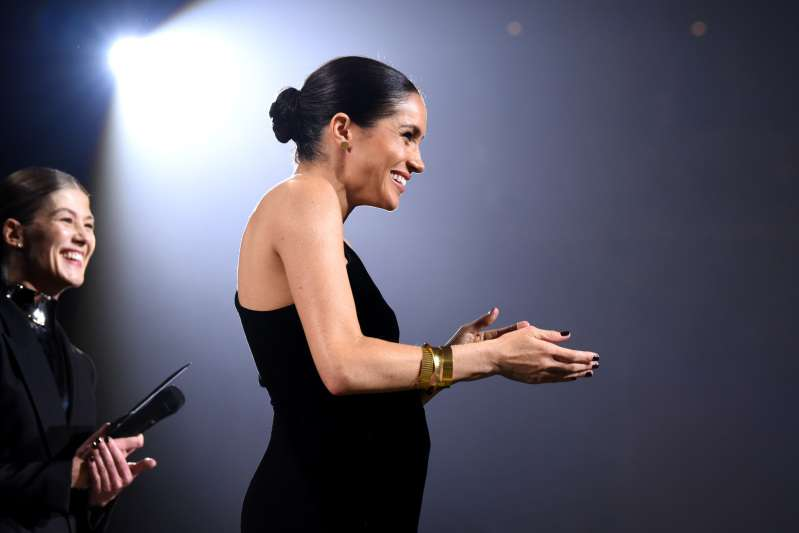 Meghan Markle Stuns British Fashion Awards Audience With Unannounced AppearanceMeghan Markle Stuns British Fashion Awards Audience With Unannounced AppearanceMeghan Markle Stuns British Fashion Awards Audience With Unannounced Appearance