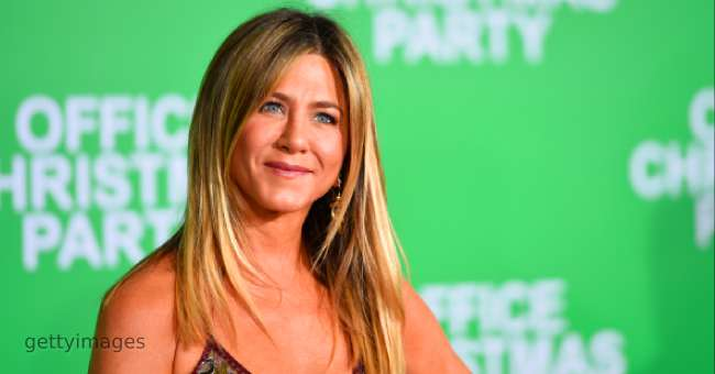 Jennifer Aniston: Im Extremely Lucky & Extremely Happy