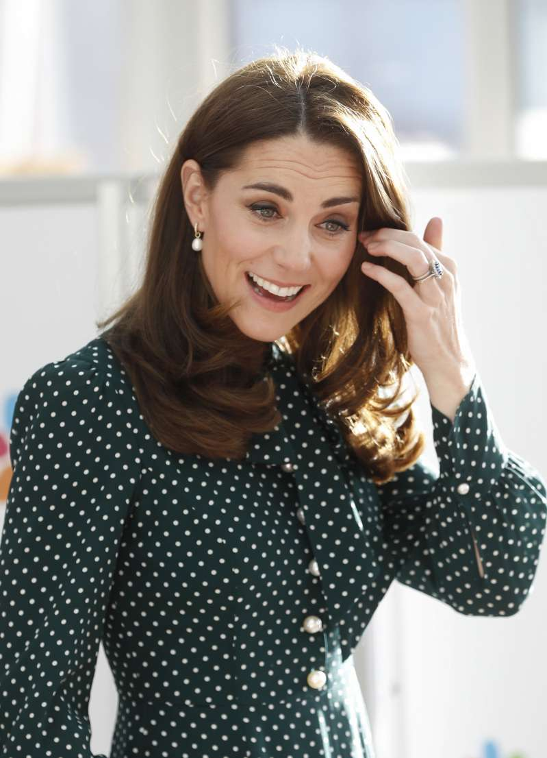 Duchess Of Cambridge, Kate Middleton, Looks Unrecognizable In A Short Hairstyle