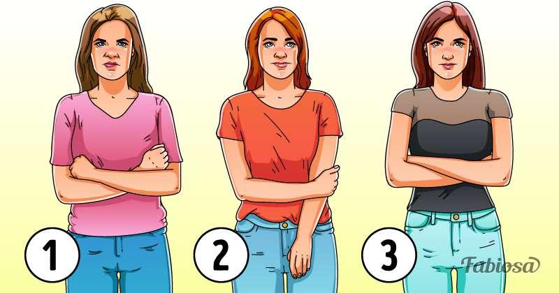 Язык тела: какая женщина планирует ссору?