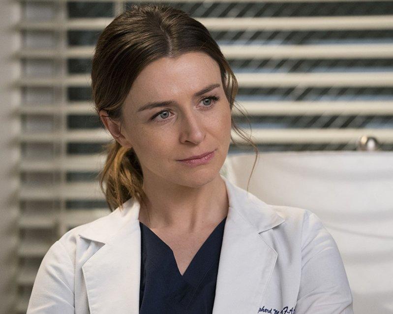 'Grey's Anatomy'-Star Caterina Scorsone teilt eine eindrucksvolle Mitteilung zu Ehren des Down-Syndrom-Bewusstseins-Monats