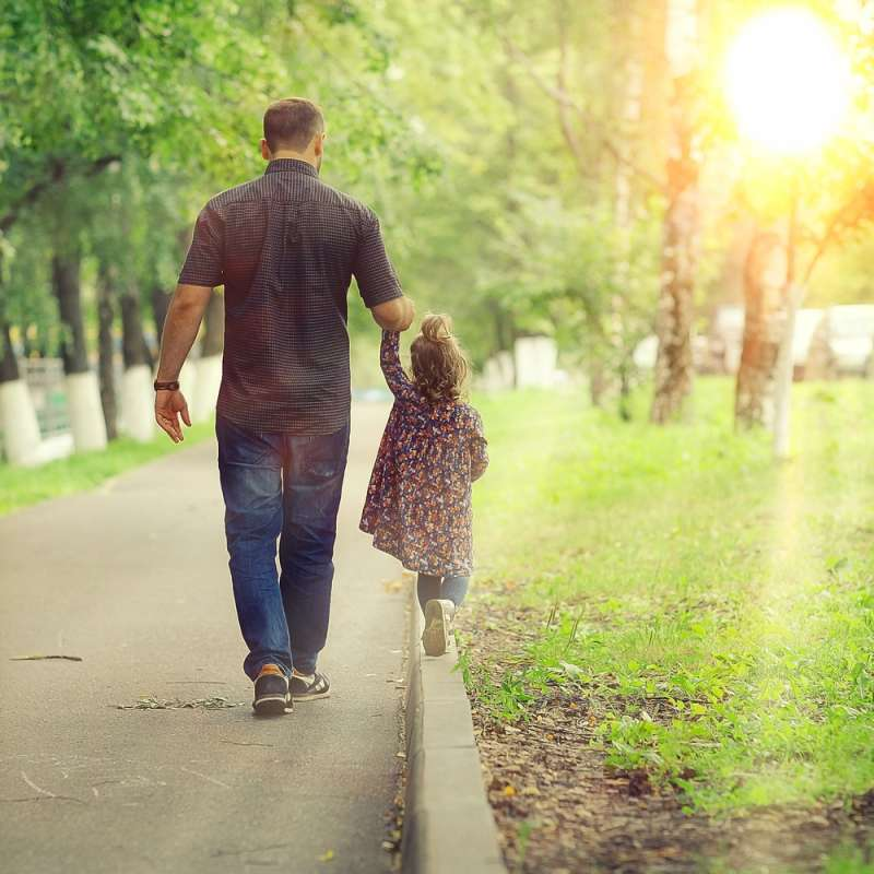 Man Should Love His Wife As He Wants His Daughter To Be Loved. It's His Best Gift To His Girl!-