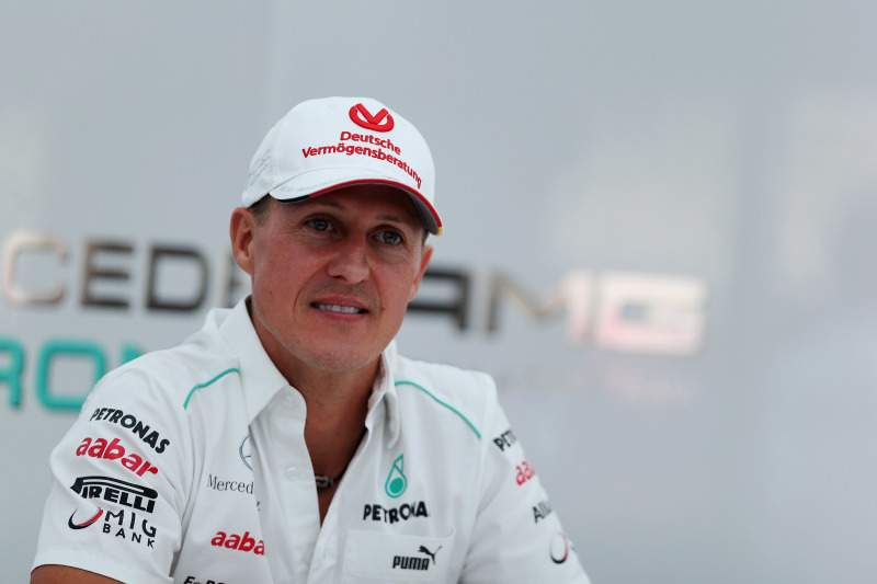 Michael Schumacher Today He Won T Look The Same Due To The Accident