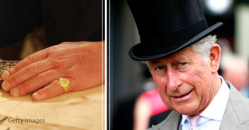 Secret Behind The Signet Ring: Why Prince Charles Has Been