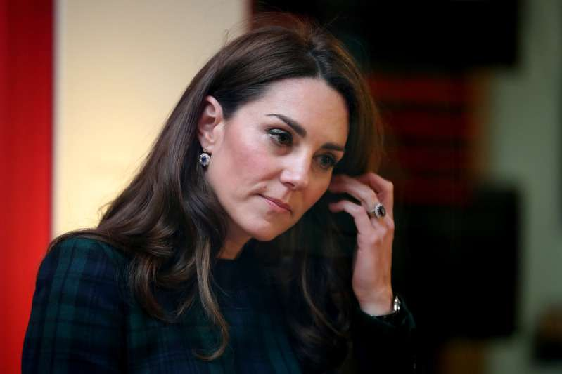 Kate Middleton a rendu un vibrant hommage à la princesse Diana en portant ses boucles d'oreilles à Dundee