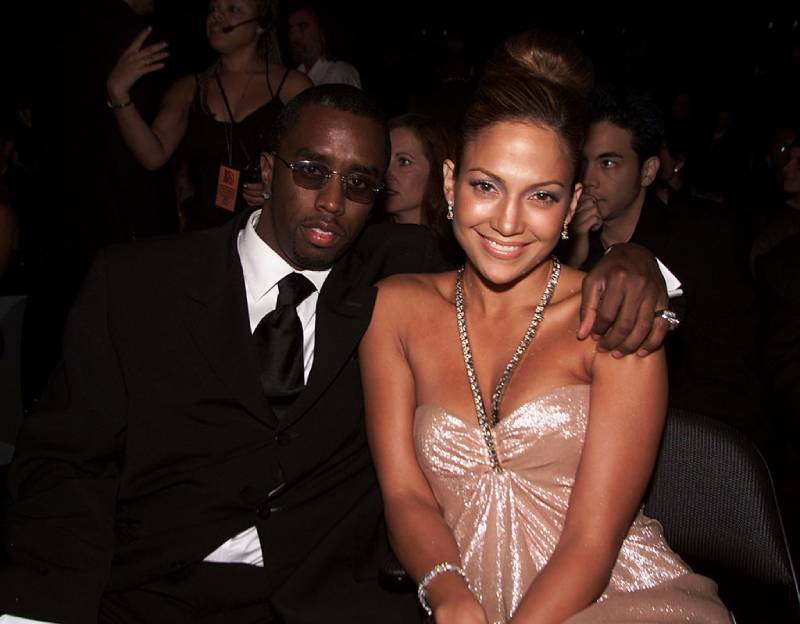 Why Jennifer Lopez And Ben Affleck Called Off Their Wedding Just A Few Days Before The CeremonySean 'Puffy' Combs with Jennifer Lopez in the audience at the 1st Annual Latin Grammy Awards broadcast on Wednesday, September 13, 2000