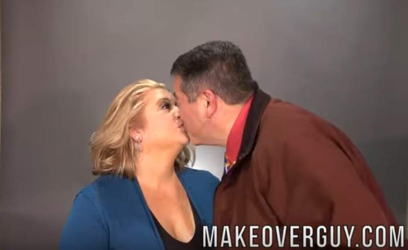 """""""Wow, I Can't Even Tell It's You!"""": A Husband Can't Recognize His Wife After A Blonde Makeover Turned Her Into A Bombshell""""Wow, I Can't Even Tell It's You!"""": A Husband Can't Recognize His Wife After A Blonde Makeover Turned Her Into A Bombshell"""