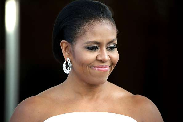 Critics Compared Michelle Obama's Gown With The Toilet Seat