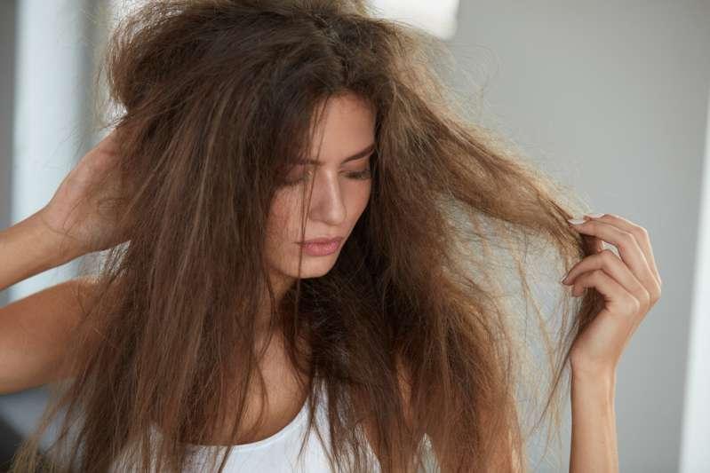 Здоровы или нет? 3-секундный тест для волос