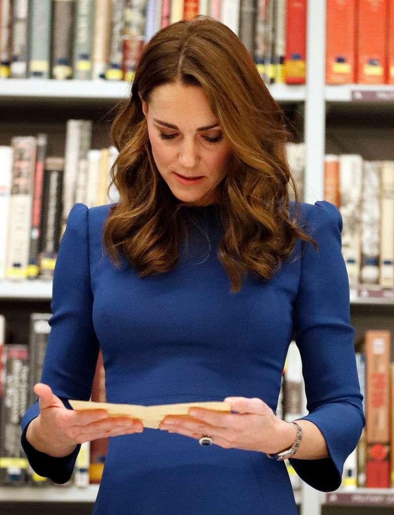 Kate Middleton Gets Sentimental As She Pays Homage To Fallen Family Warriors In The Imperial MuseumKate Middleton Gets Sentimental As She Pays Homage To Fallen Family Warriors In The Imperial Museum