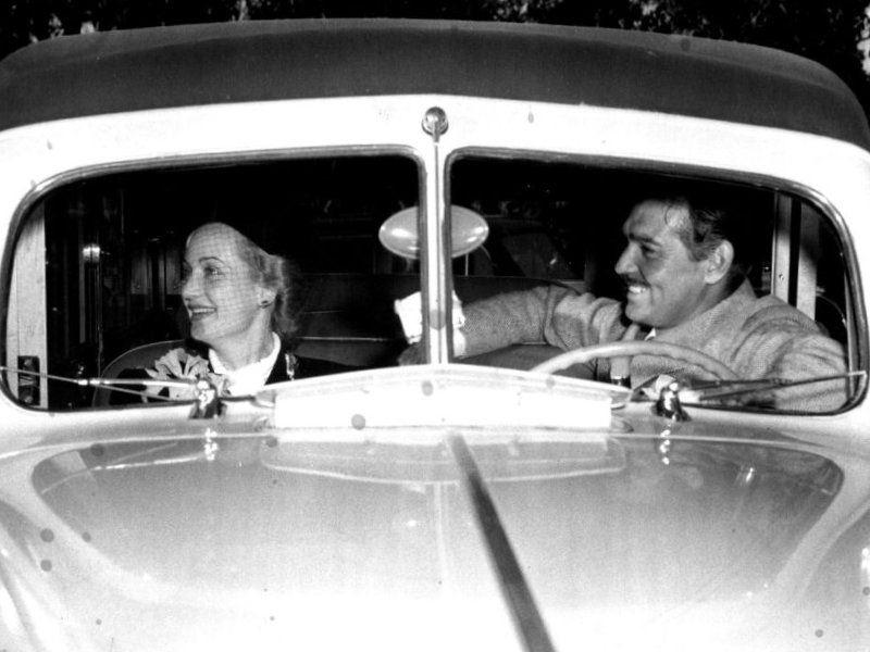 Carole Lombard storia di incontri