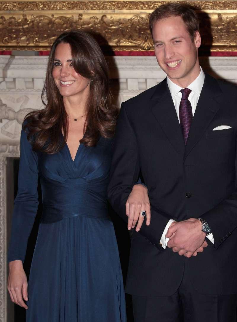 Wie sich königliche Verlobungsfotos verändert haben: Von der Königinmutter zu Meghan und Harry