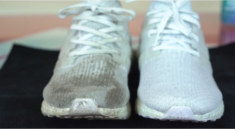 How To Make Shoes Pristine White AgainHow To Make Shoes Pristine White Again