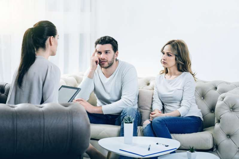 If You Forgive. 4 Rules You Should Set For Your Man After His InfidelityCouple therapy