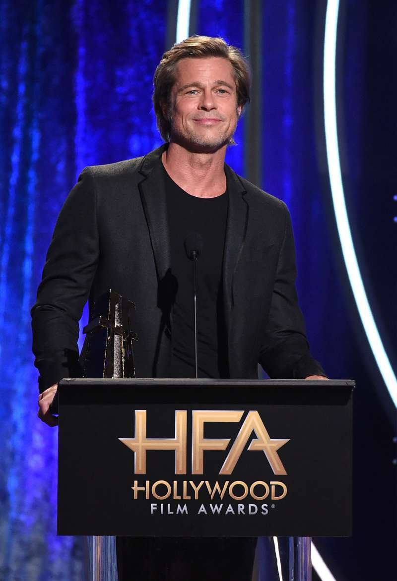 Been Missing Handsome Brad Pitt? The 54-Year-Old Actor Looks 20 Years Younger Now!Брэд Питт помолодел