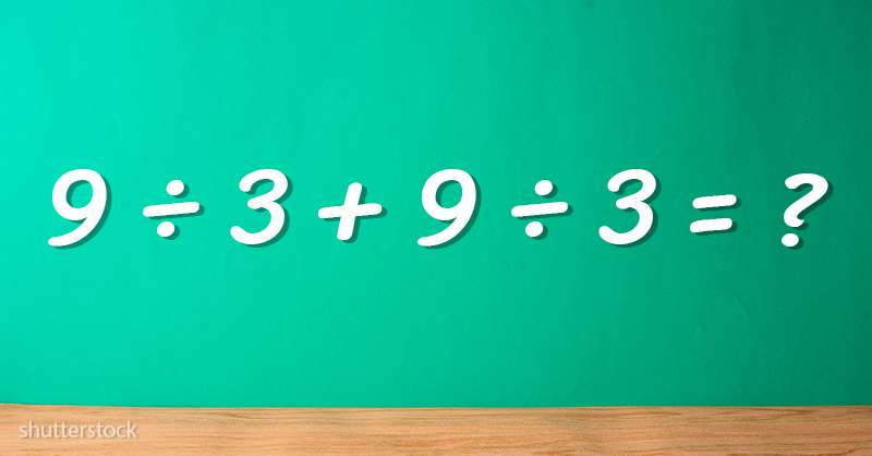 How Clever Are You? This Tricky Math Problem Might Be Hard To TackleHow Clever Are You? This Tricky Math Problem Might Be Hard To TackleHow Clever Are You? This Tricky Math Problem Might Be Hard To Tackle