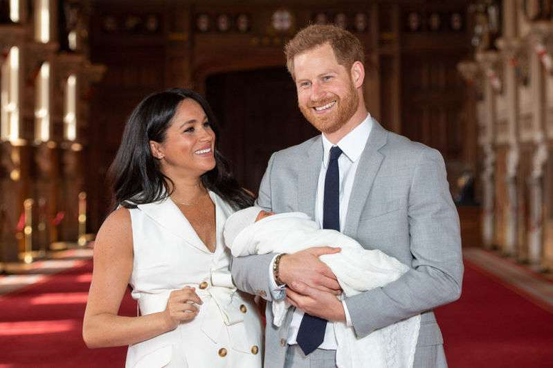 Royal Expert Claims Meghan And Harry's Son Archie Will Get A Princely Title, But Not From The Queen