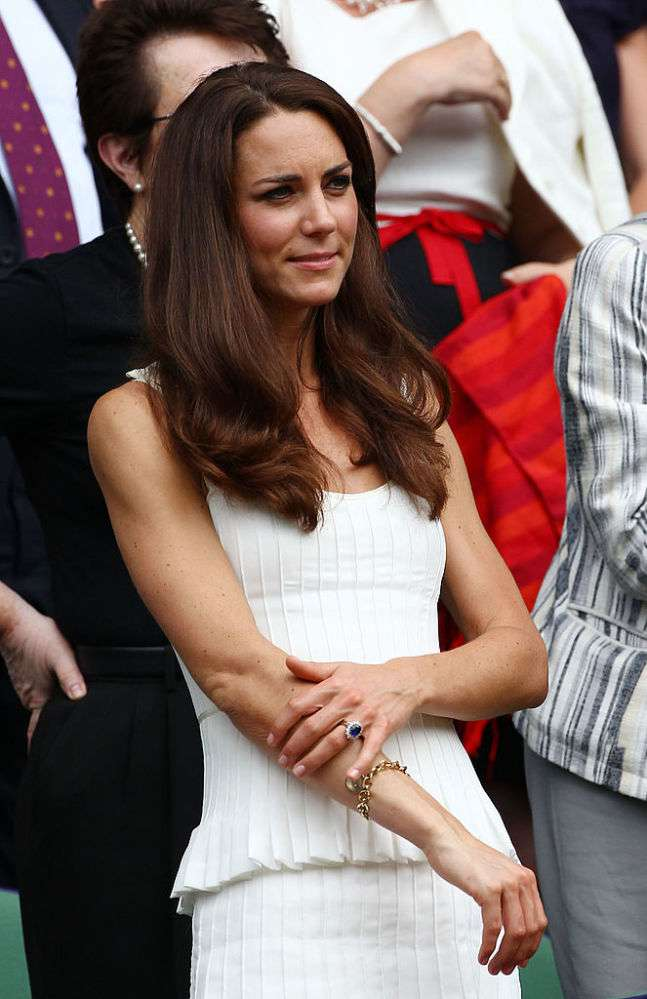 Kate Middleton In 12 Years: All The Duchess' Outfits From 2006 At Wimbledon