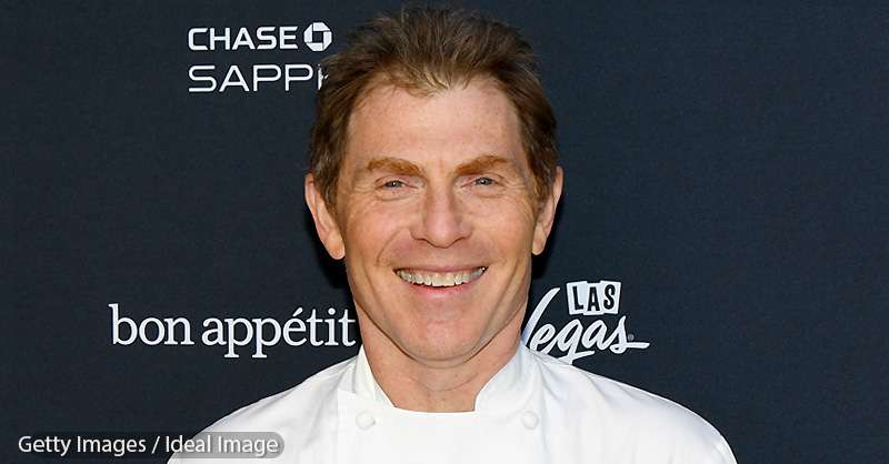 bobby flay had 3 failed marriages but the 33 year old. Black Bedroom Furniture Sets. Home Design Ideas