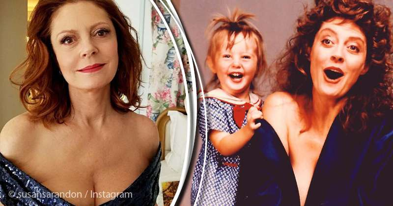 Susan sarandon daughter father 6