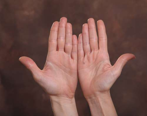 The Shape Of Your Palms Can Say Something About Your Personality