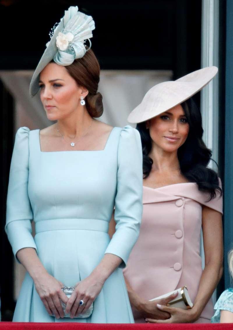 """Meghan Markle possiede una """"qualità da regina"""" che Kate Middleton non ha, secondo gli esperti"""