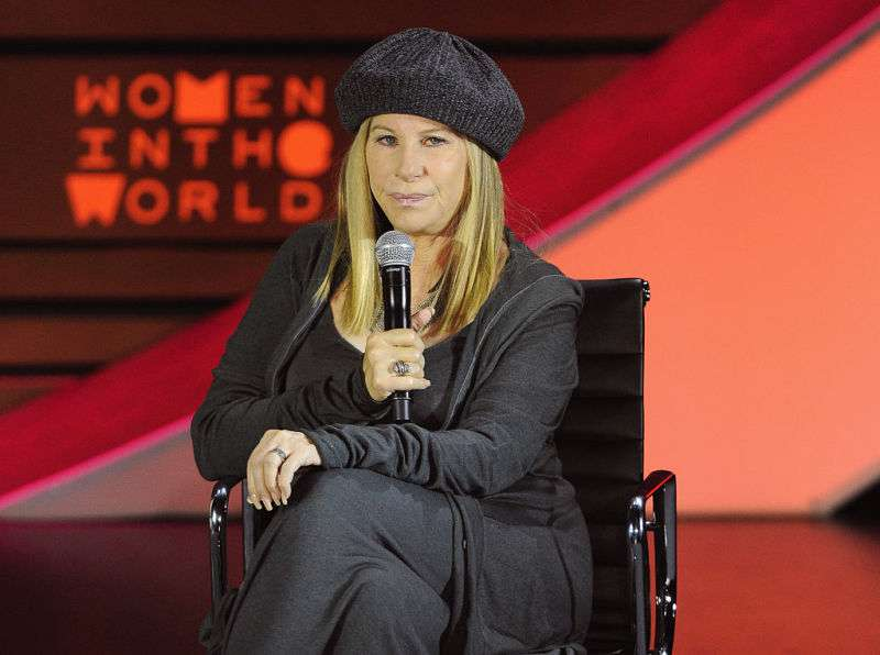Barbra Streisand doit suivre une 'cure de glace' parce que le président Trump la déprime