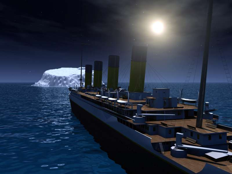 Fate Of The Iceberg That Sank Titanic. It Had Quite A Long Journey!