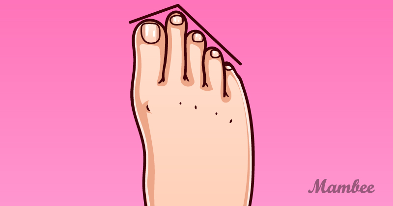 Lettura dei piedi: cosa rivela ogni tipo della vostra personalità?Lettura dei piedi: cosa rivela ogni tipo della vostra personalità?what shape of toes can say about your personality, shape of toes and personality