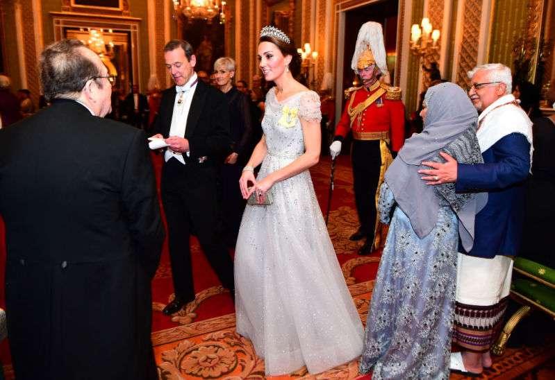 Los 8 Mejores Vestidos De Noche De Kate Middleton