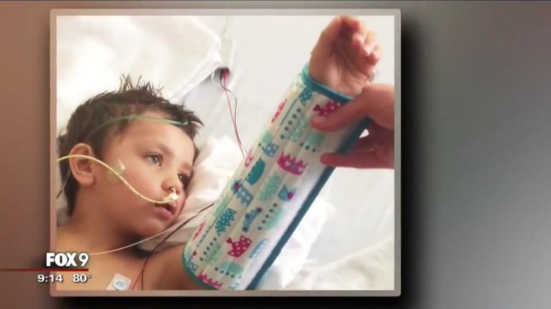 3 реальных случая жестокого обращения с детьми доказывают, что нечто подобное может происходить едва ли не у вас на глазахMax from Wisconsin manage to stay alive after suffering horrific physical abuse