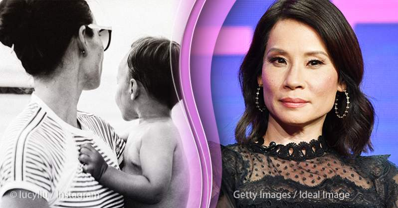 Charlie S Angels Lucy Liu Had A Baby Without A Boyfriend Or A Husband