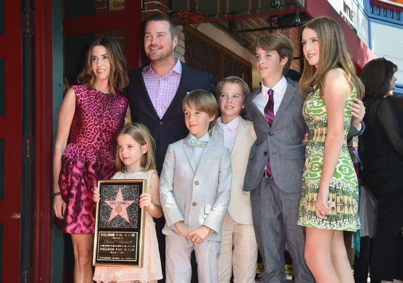"""""""NCIS: Los Angeles""""-Star Chris O'Donnell ist ein Super-Vater von 5 Kindern: Wie sehen die süßen Kleinen aus?"""