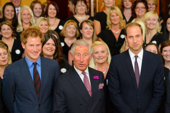 Prince Charles Is Not Prince Harry's Father? Experts Have Delivered Genetic Proof To End The Debateprince harry
