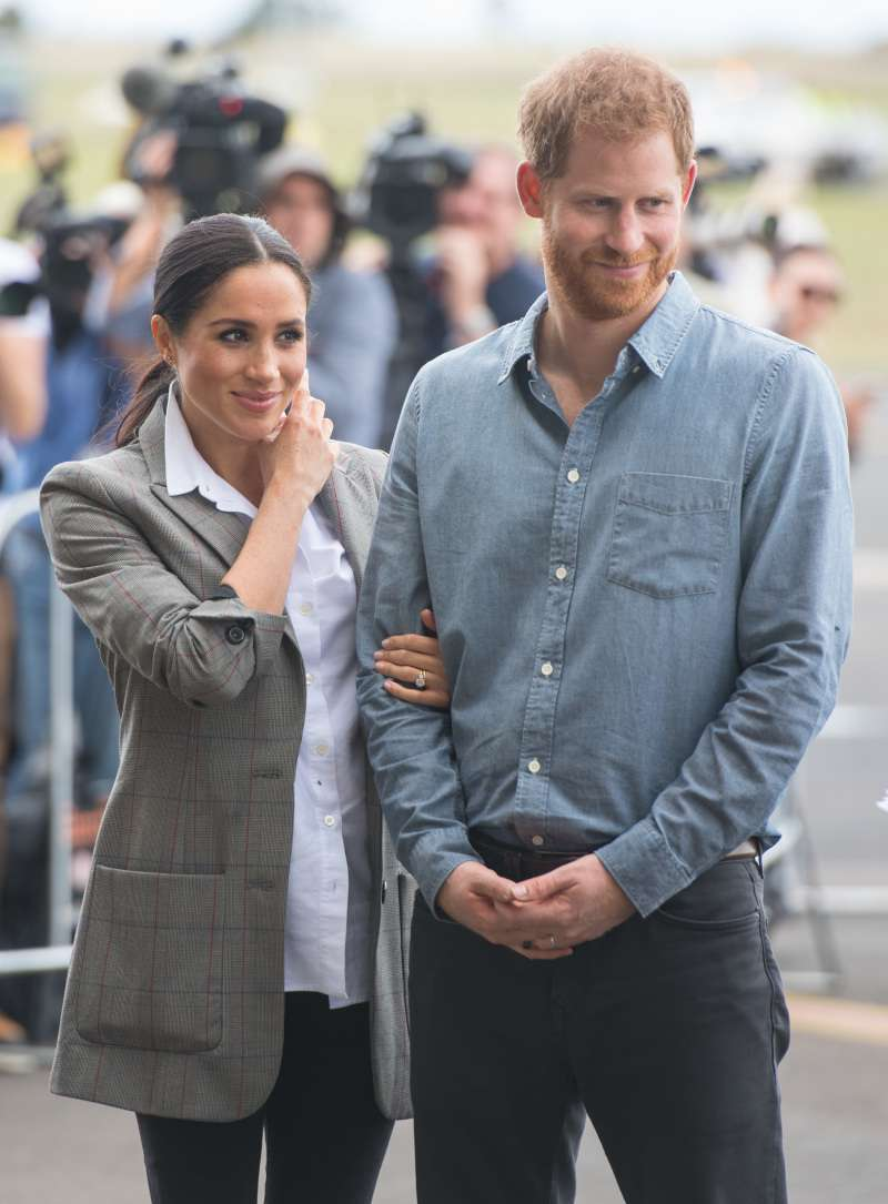 """Lady Colin Campbell Calls Meghan Markle A """"Narcissist"""" And Slams The """"First Black Royal Baby"""""""