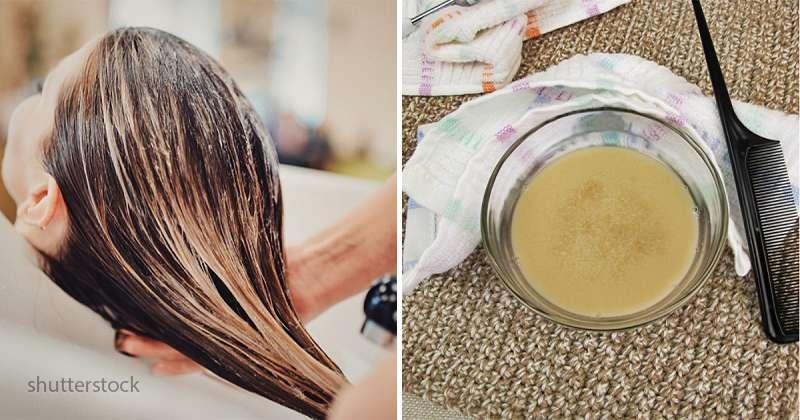 Dimentica i costosi prodotti per capelli le maschere a base di lievito daranno ai tuoi ca su - Sensazione di bagnato prima del ciclo ...