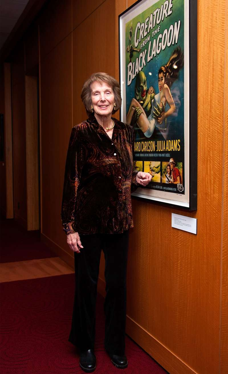 'Creature From The Black Lagoon' Star Julie Adams Passes Away At 92'Creature From The Black Lagoon' Star Julie Adams Passes Away At 92'Creature From The Black Lagoon' Star Julie Adams Passes Away At 92