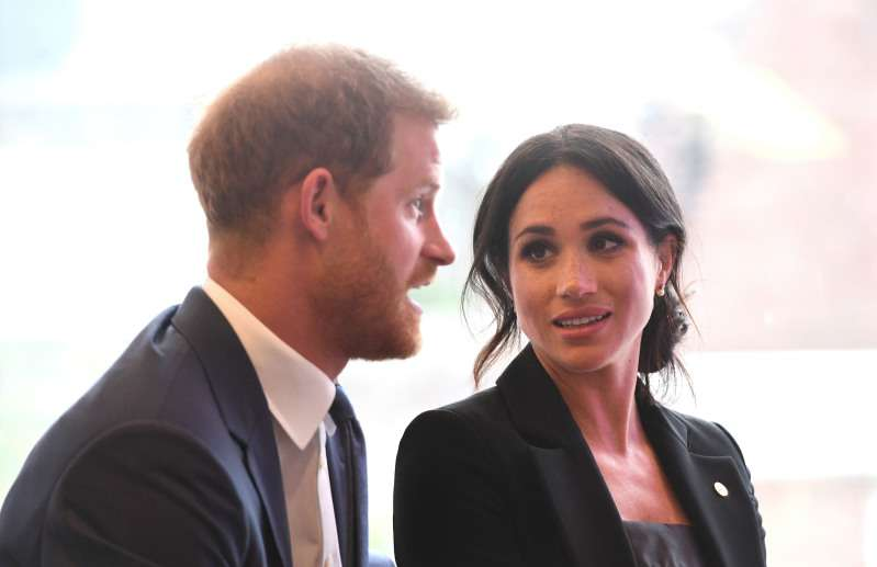 Is Duchess Disappointed? Meghan Once Made Secret Confession To Her Psychic That She Wants A Baby GirlMeghan Markle, Prince Harry, talking
