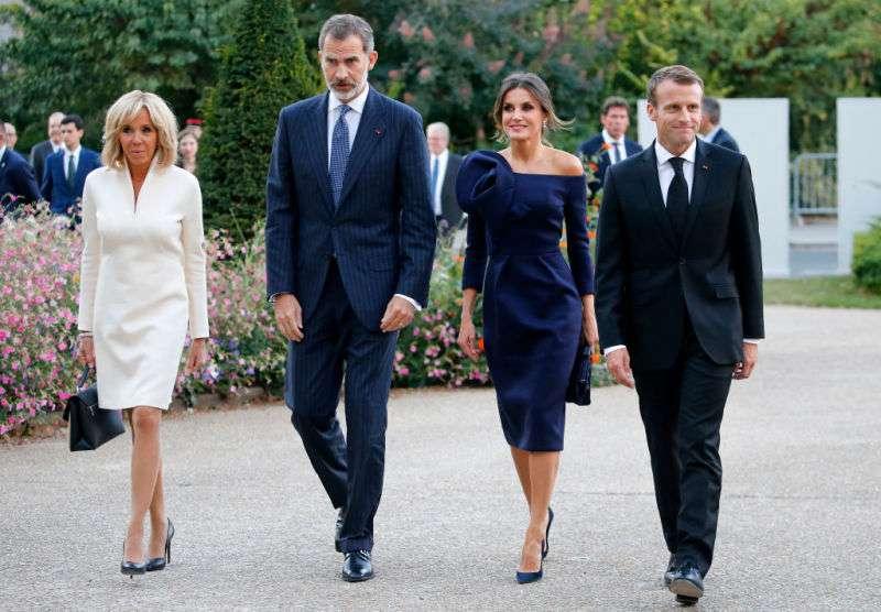La Reina Sofía fue la invitada de lujo en la boda de Fernando Fitz-James y Sofía Palazuelo