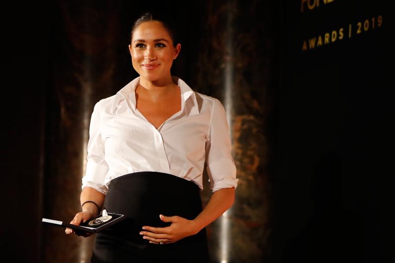 Meghan Markle serait-elle influencée par les tenues de Lady Diana ?