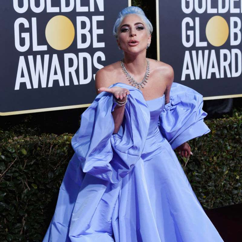 Lady Gaga Leaves Fans And Colleagues Breathless At The 2019 Golden Globes With Her Amazing Outfit