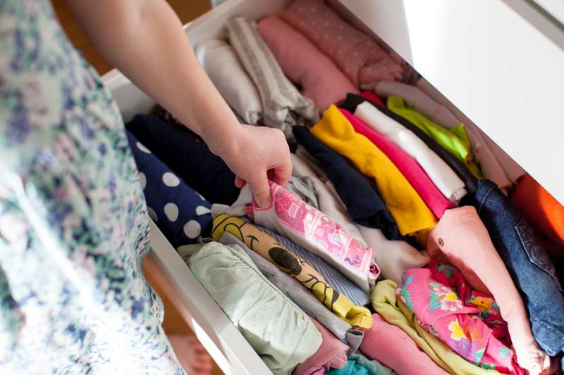 Lifehacks From Marie Kondo: An Effective Way Of Arranging And Folding Clothes