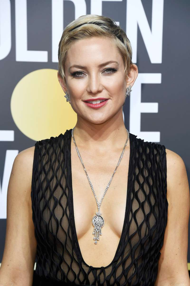 Kate Hudson's Son, Ryder, Beams With Pride As He Cradles His Baby Sister