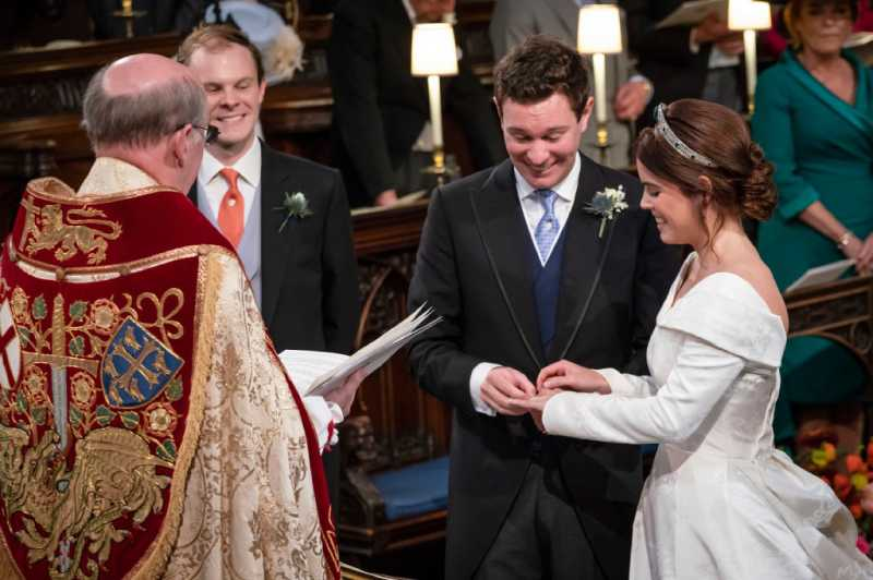 Princess Eugenie Talks About Her Wedding For The First Time, Reveals The Perfect Way She Started Her Married LifePrincess Eugenie Talks About Her Wedding For The First Time, Reveals The Perfect Way She Started Her Married Life