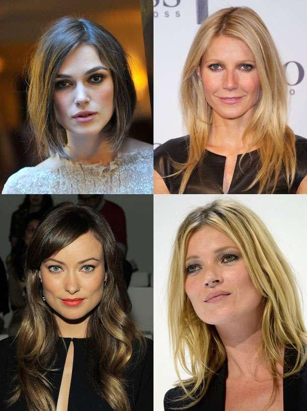 Прически по форме лица, лучшие варианты для каждого типа лица